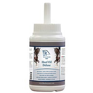 Blue Hors Hoof Oil Deluxe 450 ml