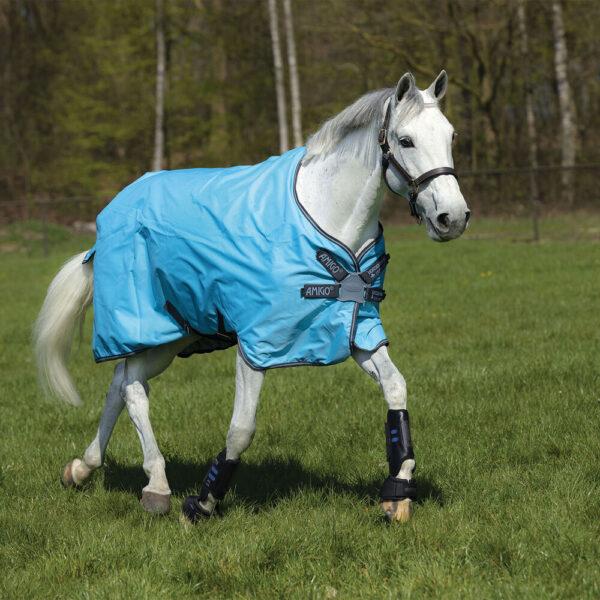 Horseware Amigo Hero 900 regndækken 0 g.