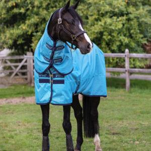 Horseware Amigo Hero Ripstop Plus overgangsdækken 100 g.