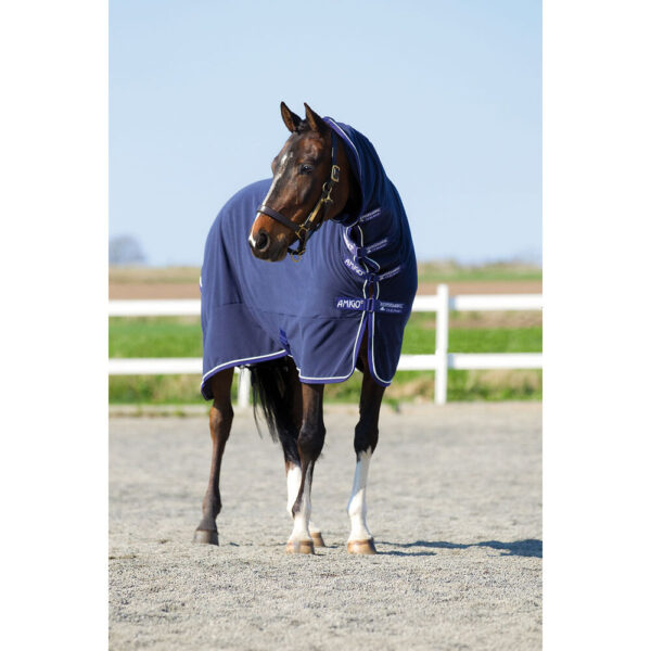 Horseware Amigo alt-i-1 fleecedækken