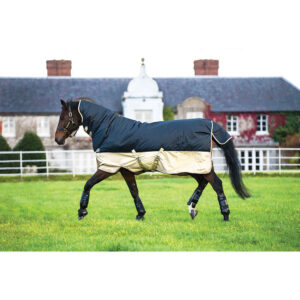 Horseware Mio vinterdækken med hals i en del, 350g