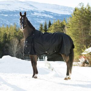 Horze Nevada Heavyweight vinterdækken, 400 g.