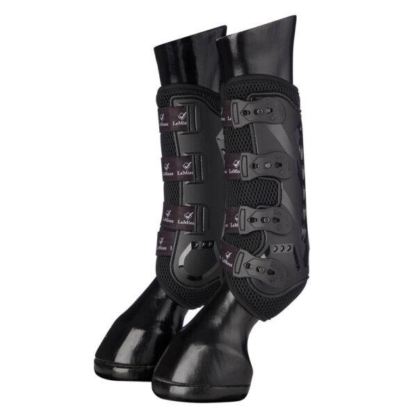 LeMieux Snug Boot Pro Gamacher, bagben