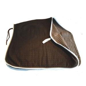 Mink Horse Xth Lændedækken i det kendte uld/thermo/akryl med høj fugtspredende virkning