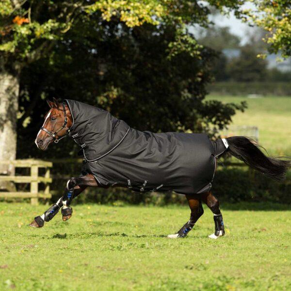 Horseware Amigo Bravo 12 Plus vinterdækken, 400 g.
