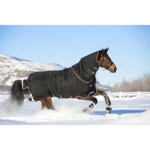 Horseware Rambo Supreme vinterdækken 420g